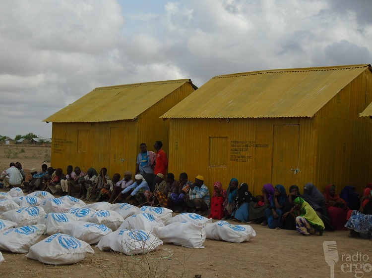 Youth team up to support displaced families in Somali State in Ethiopia