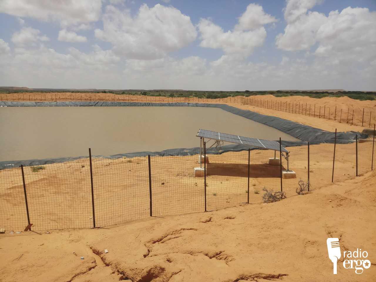 New dam brings water to dry Puntland villages