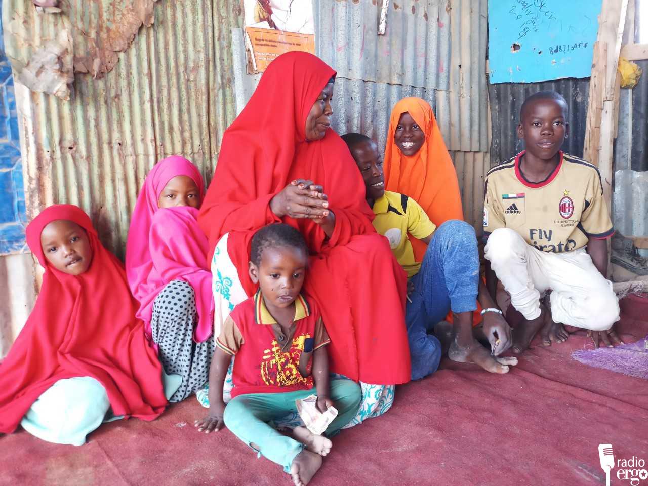 Overcoming the odds to stay in school in Garowe IDP camp