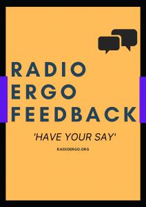 Radio Ergo Audience Feedback
