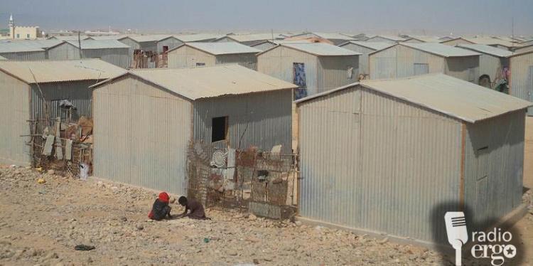Houses, IDPS, Somalia, Beledweyne